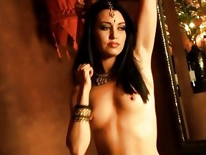 Super-cute Lady From The Orient Is So Beautiful And Exotic