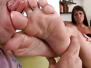 Lovely Feet and Horny Orgy Compilation