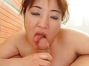 Keiko Etou  Asian Mother Boobs With the addition of Cunny Porked
