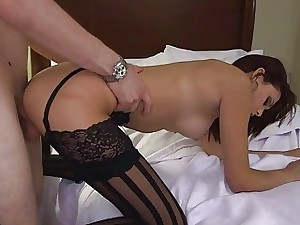 Fantastic Ariana Marie in her pantyhose