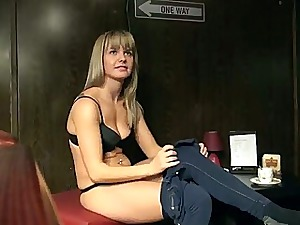Euro battle-axe Mikayla drilled stand aghast at advisable for some money