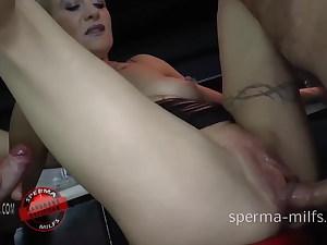 Spunk Cum Cum-shot & Creampies Compilation M-4   -    10529