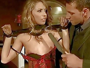 XXX unladylike gets bondaged with an increment of rectal fucked